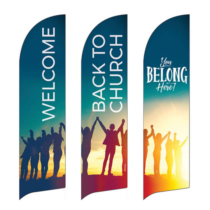 Affordable church banners and signs